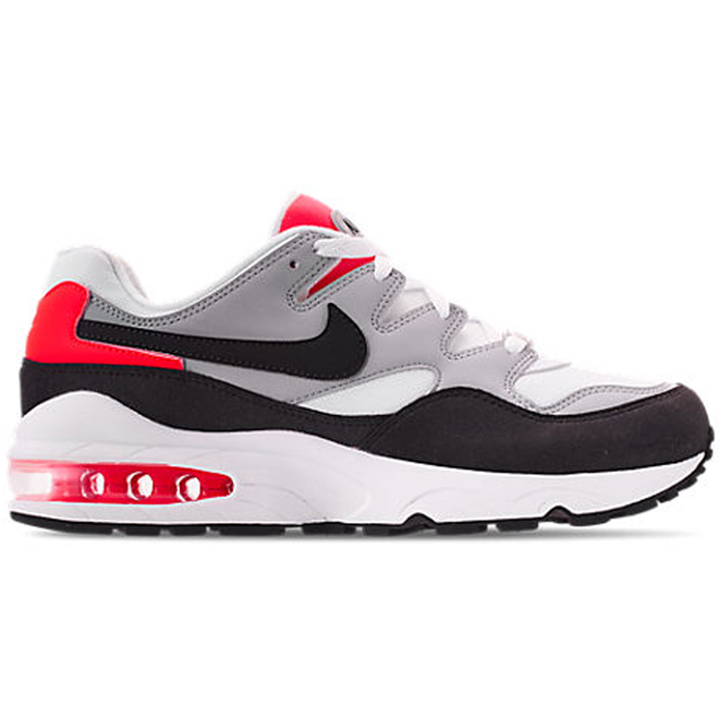 Nike Air Max 94 Wolf Grey Bright Crimson