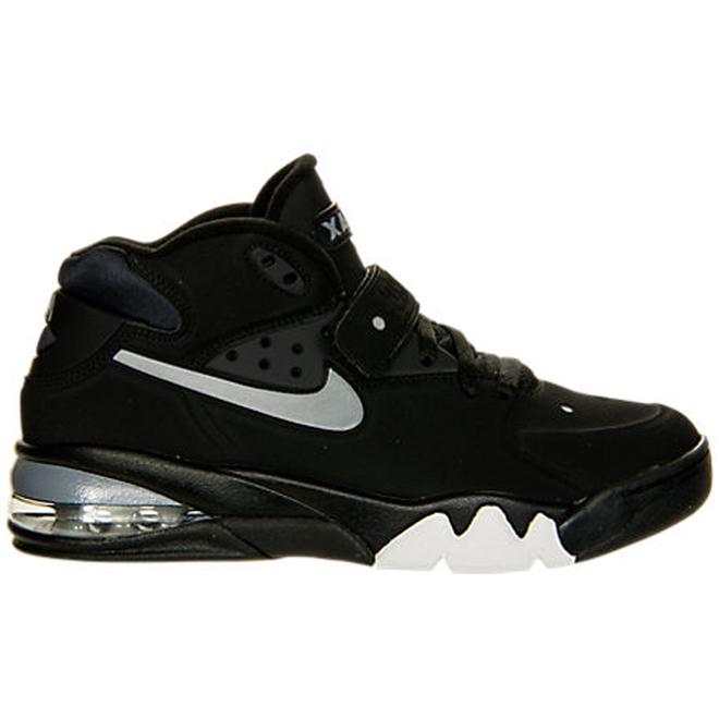 Nike Air Force Max 2013 Black Cool Grey