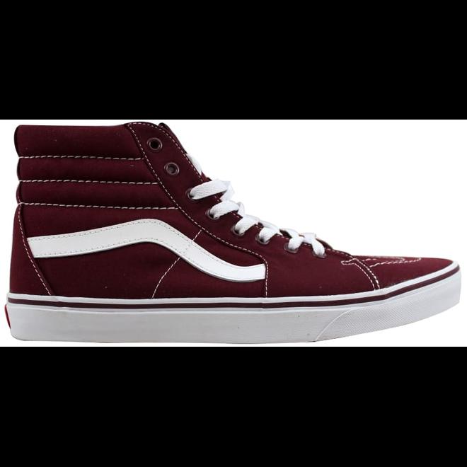 Vans SK8 Hi Canvas Port Royale | VN0A38GEJX5 | Sneakerjagers