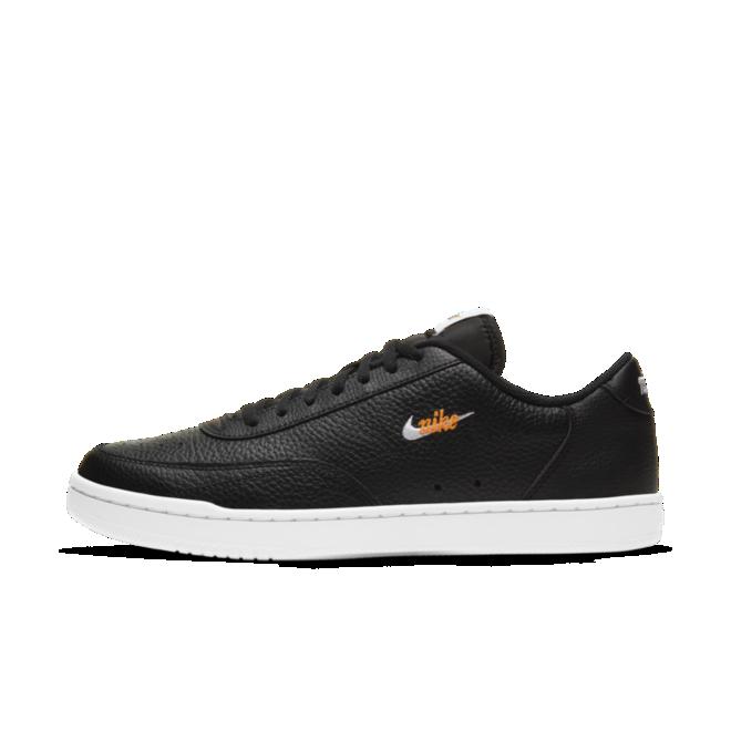 Nike Court Vintage Premium 'Black'