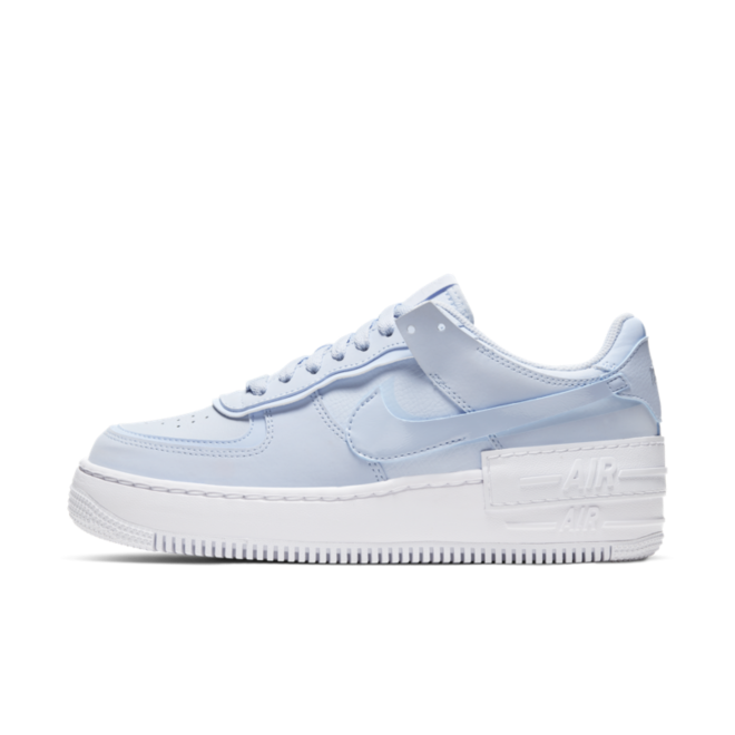 Nike Air Force 1 Shadow 'Hydrogen Blue'