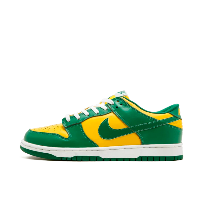 Nike Dunk Low SP 'Brazil' zijaanzicht