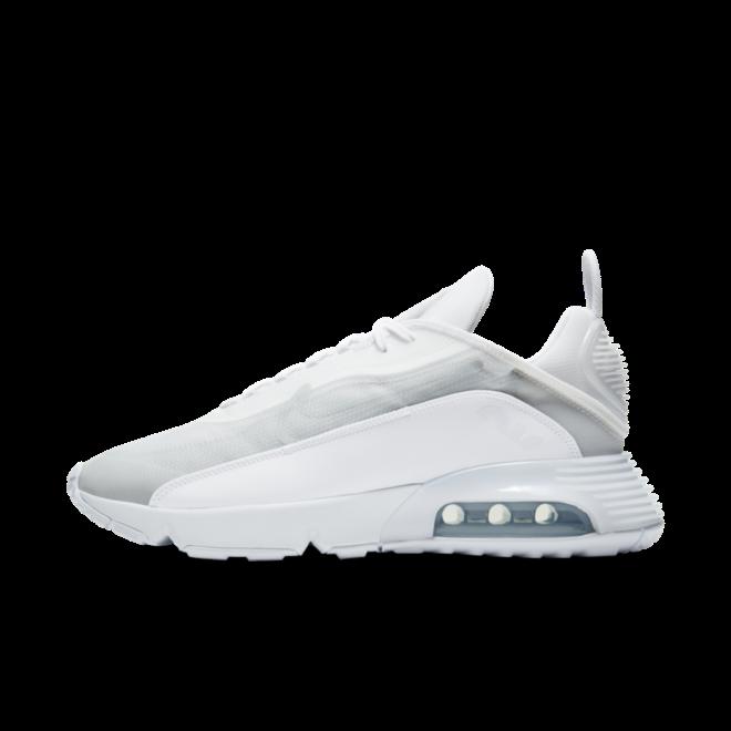 Nike Air Max 2090 'White' zijaanzicht