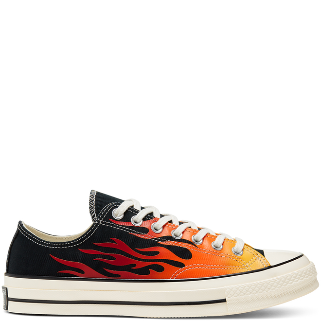 Unisex Archive Print Chuck 70 Low Top