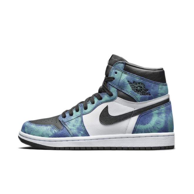 Air Jordan 1 WMNS High OG 'Tie Dye' CD0461-100