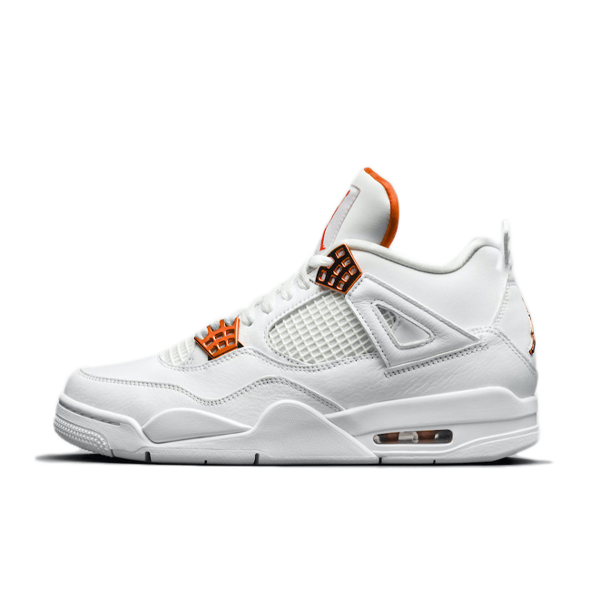 Air Jordan 4 Retro 'Orange' CT8527-118