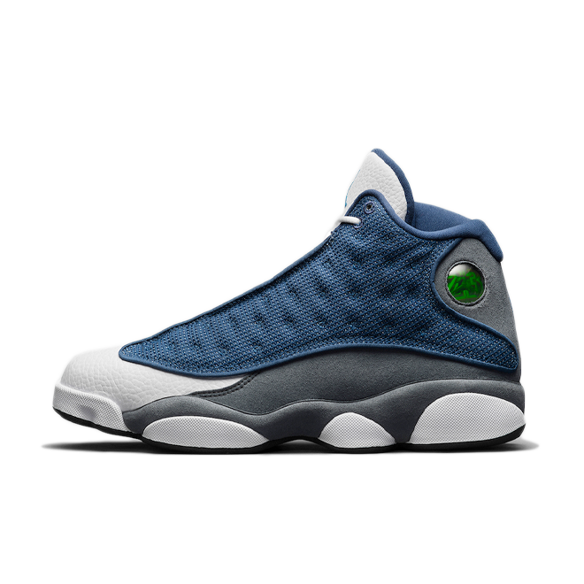 Air Jordan 13 Retro 'Flint' zijaanzicht