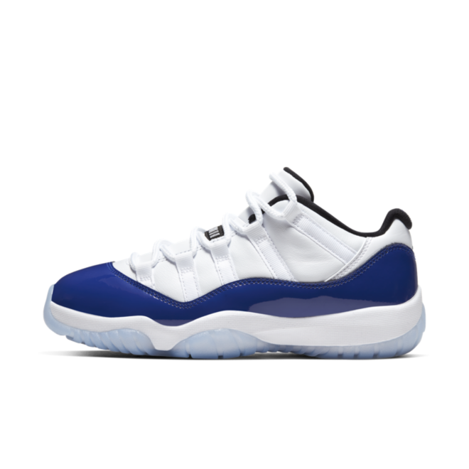Air Jordan 11 Low WMNS 'Concord' AH7860–100