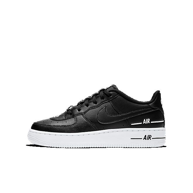 Air Force 1 LV8 3 Black (GS)