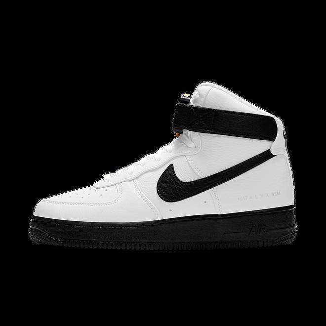 ALYX x Nike Air Force 1 High White Black (2020)