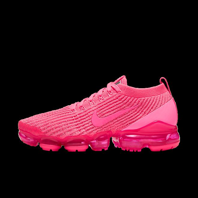 Nike Air VaporMax Flyknit 3 Triple Pink (W)