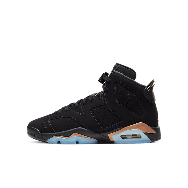 Air Jordan 6 Retro GS 'Defining Moments' zijaanzicht