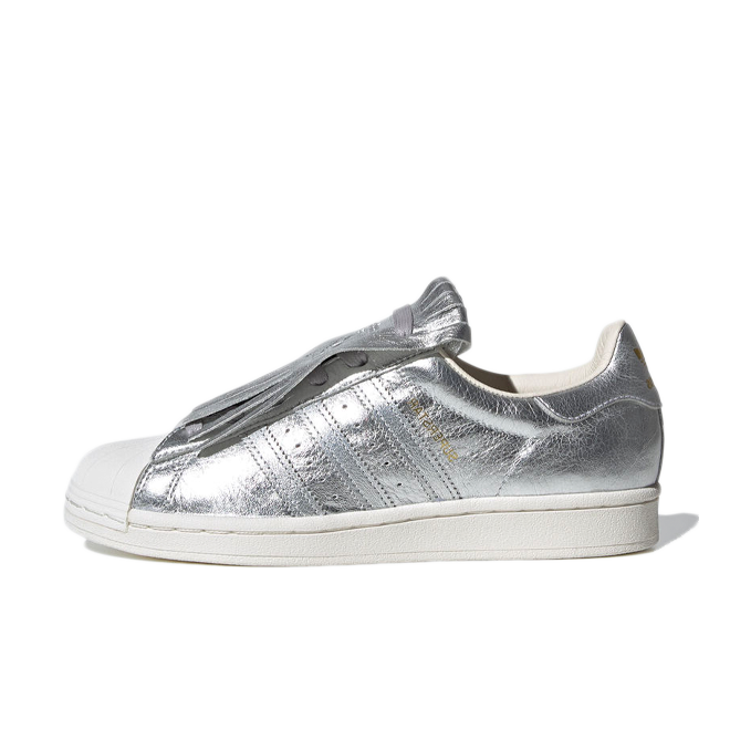 adidas Superstar Fringe 'Silver'