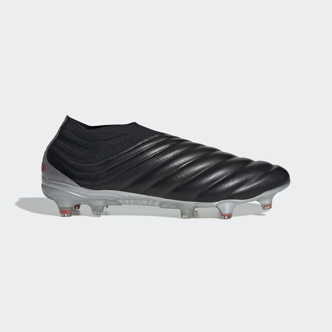 adidas Copa 19+ Firm Ground Cleat Core Black Hi Res Red