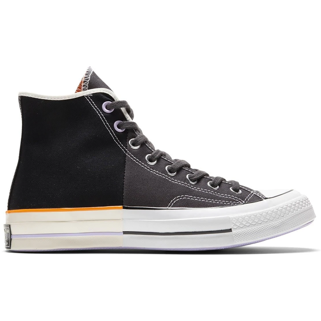 Converse Chuck Taylor All-Star Reconstructed 70s Hi Sunblocked Black