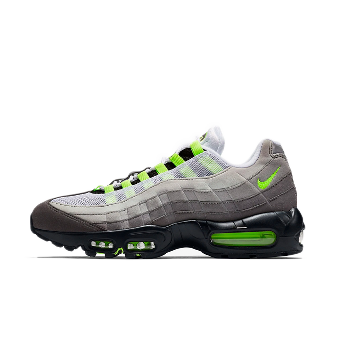 Nike Air Max 95 OG 'Neon' zijaanzicht