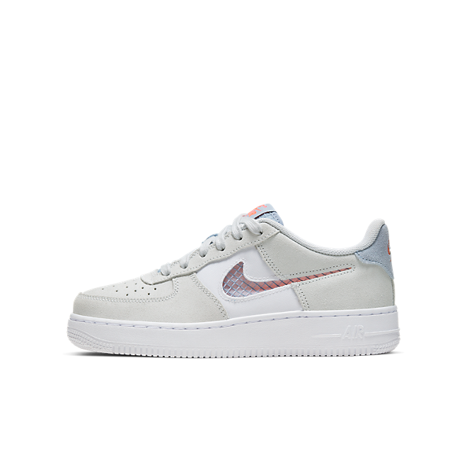Air Force 1 LV8 Pure Platium (GS)
