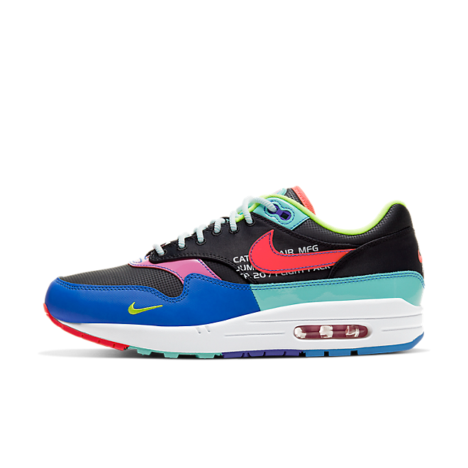 Air Max 1 Black Hyper Grape CU4713-001