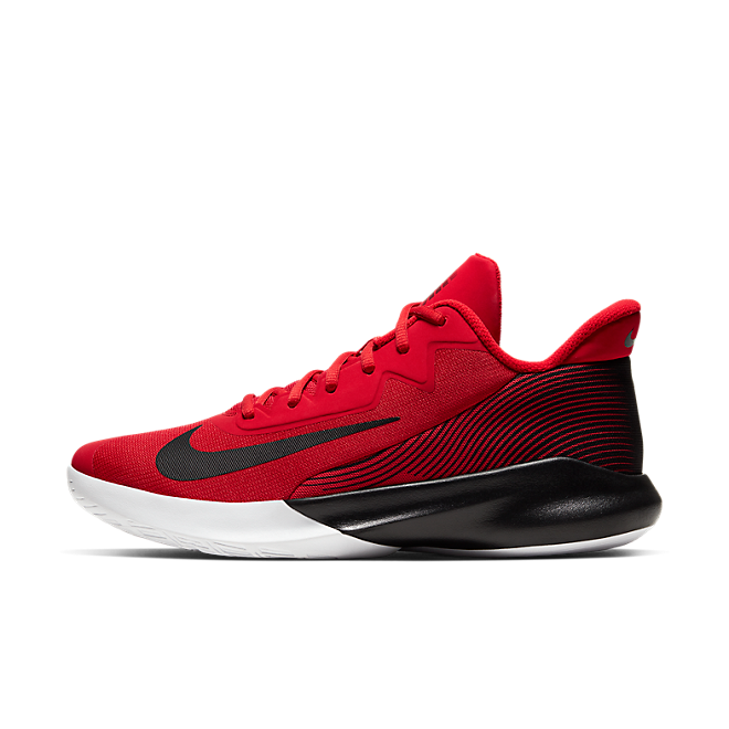 Nike Precision 4 University Red
