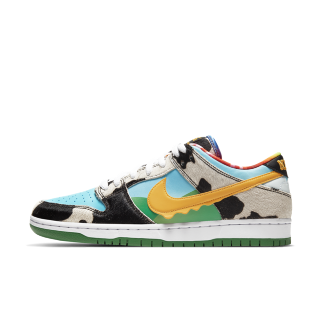 Ben & Jerry's X Nike SB Dunk Low 'Chunky Dunky' - SNKRS DAY Exclusive Access zijaanzicht