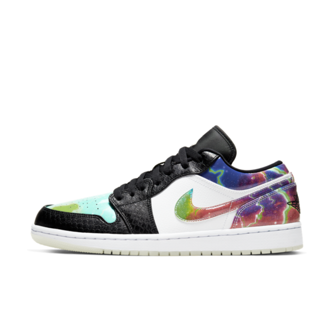 AIr Jordan 1 Low 'Galaxy' CW7309-090
