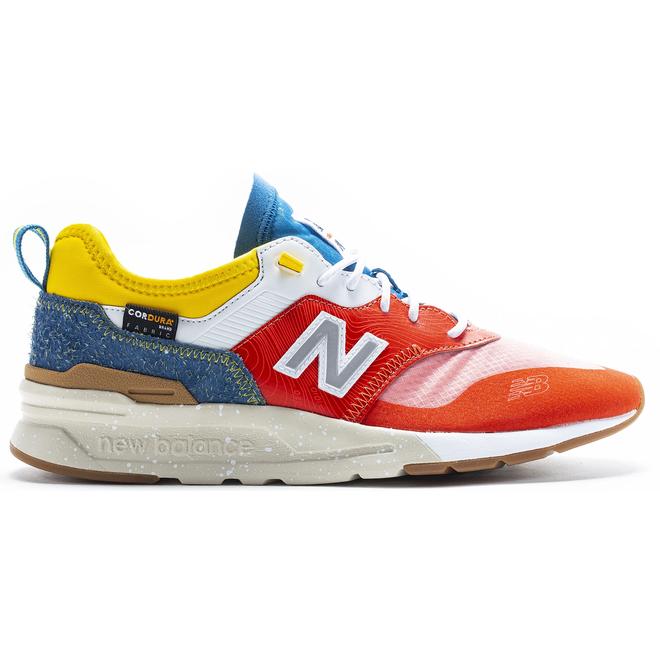 New Balance 997H Cordura Neo Flame