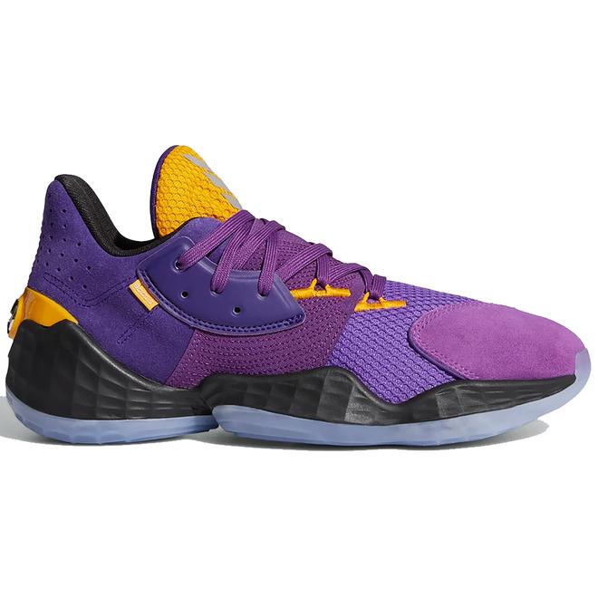 adidas Harden Vol. 4 Su Casa Pack Lakers