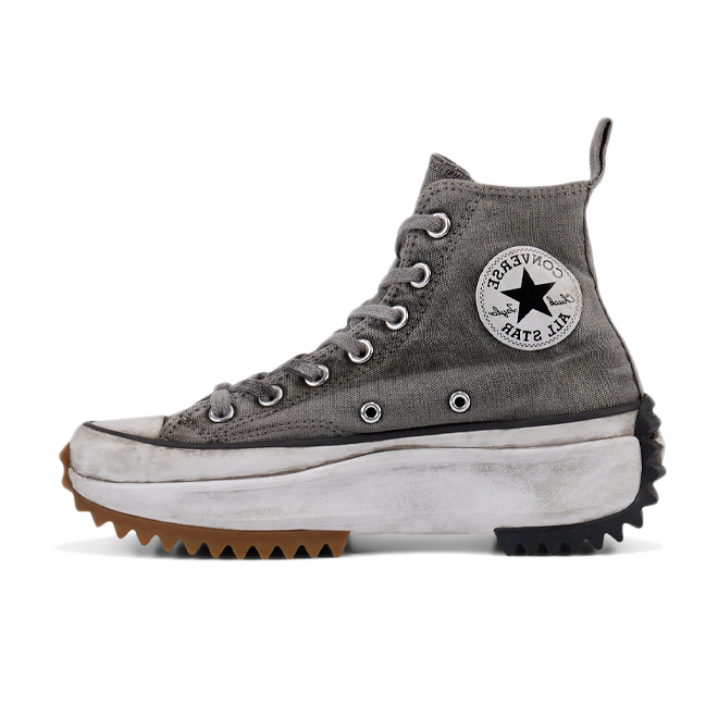 Converse Run Star Hike OX 'White Smoke In'