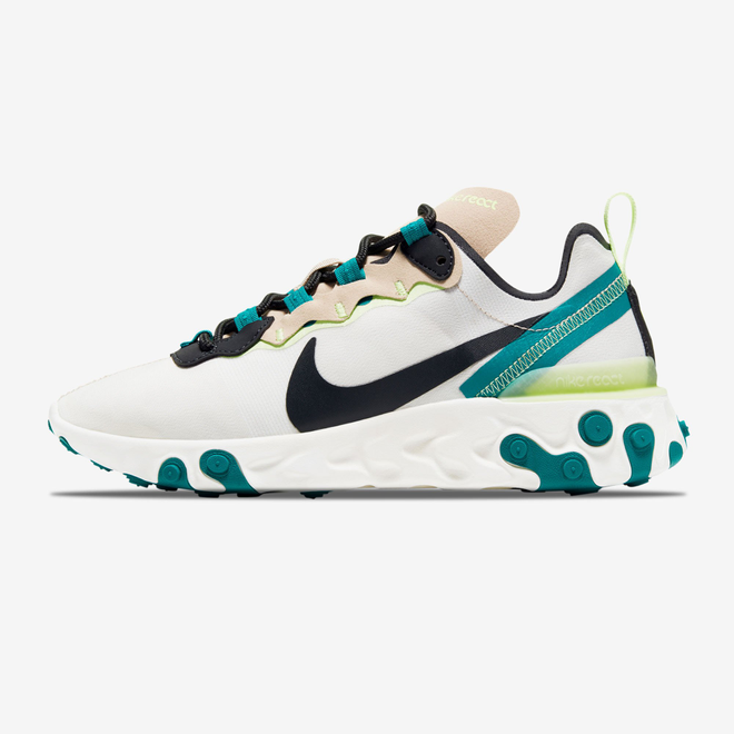 "Nike React Element 55 ""Fossil Stone"""