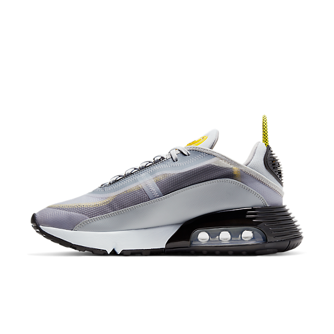 Nike Air Max 2090 'Grey/Yellow'