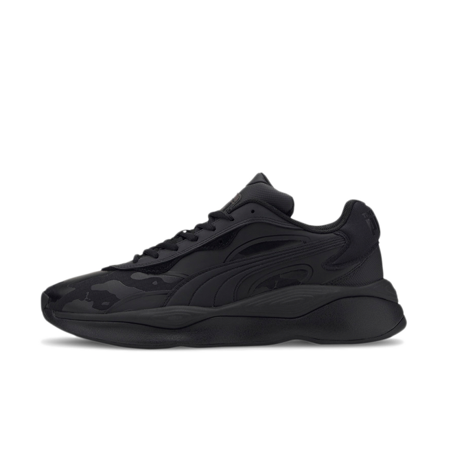 The Hunderds X Puma RS-Pure 'Black' zijaanzicht