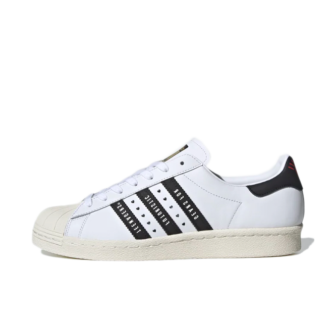 Human Made X adidas Superstar 'White/Black'