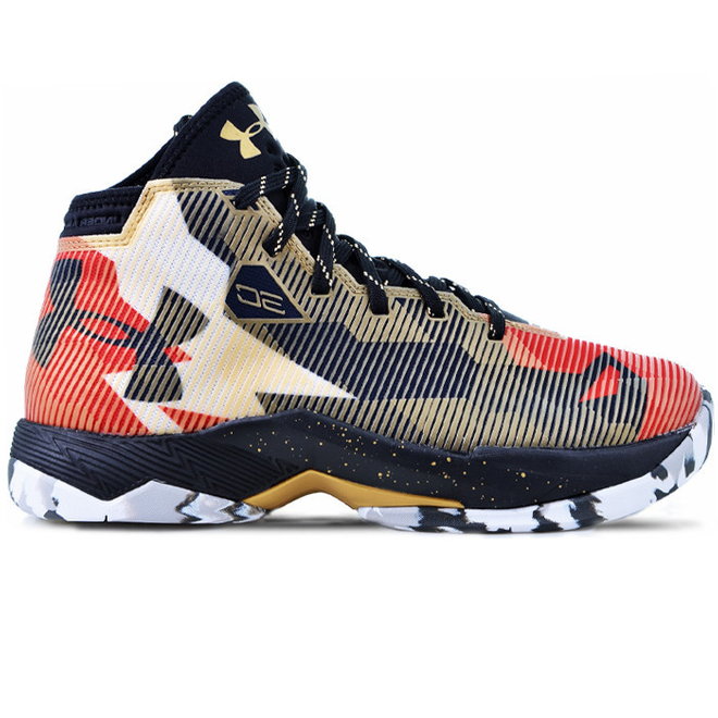 Under Armour GS Curry 2.5 Olympic