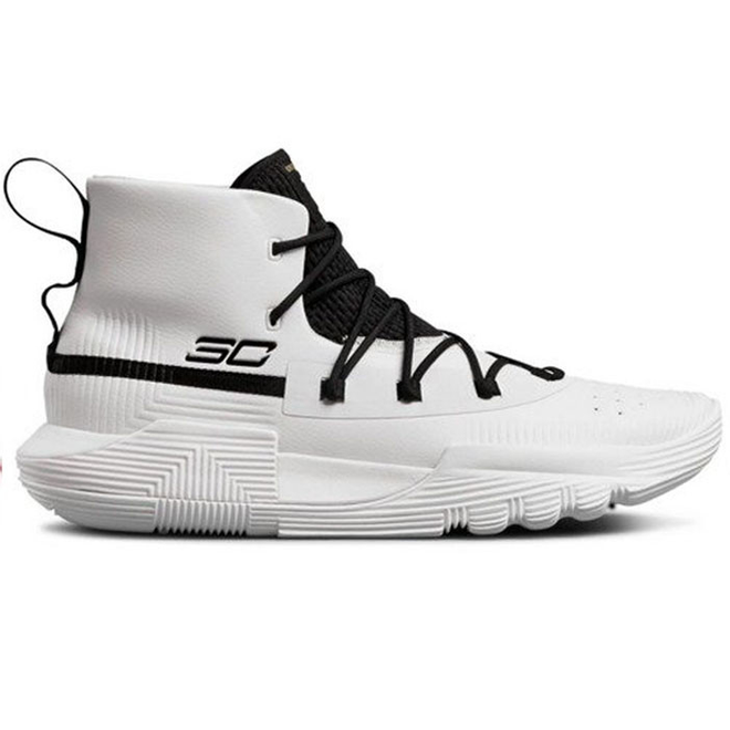Under Armour SC 3Zero II Wit Zwart