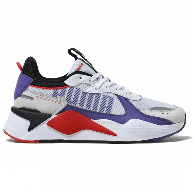 Puma RS-X Bold Wit Paars