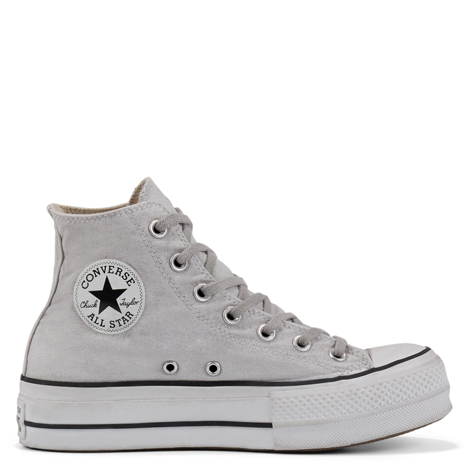 Chuck Taylor All Star Lift Smoked Canvas High Top 569883C