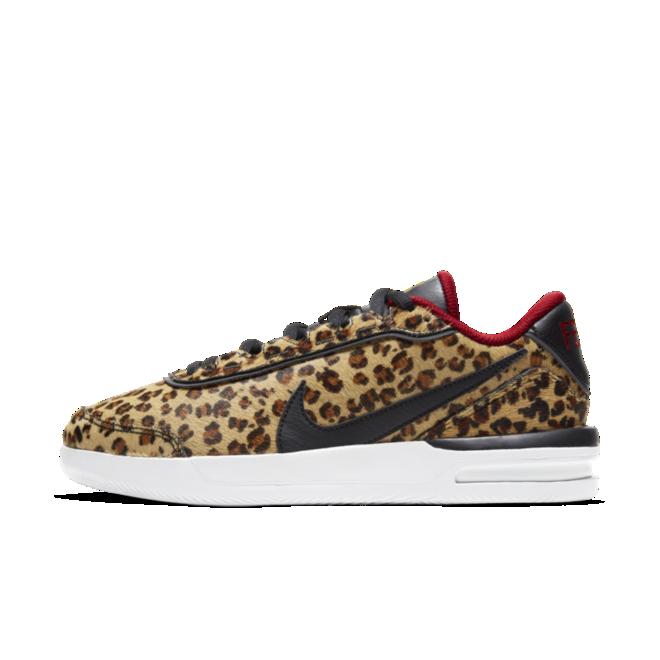 Nike Court Air VaporWing PRM 'Leopard' zijaanzicht