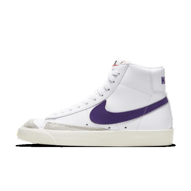 Nike Blazer WMNS Mid 'Voltage Purple'