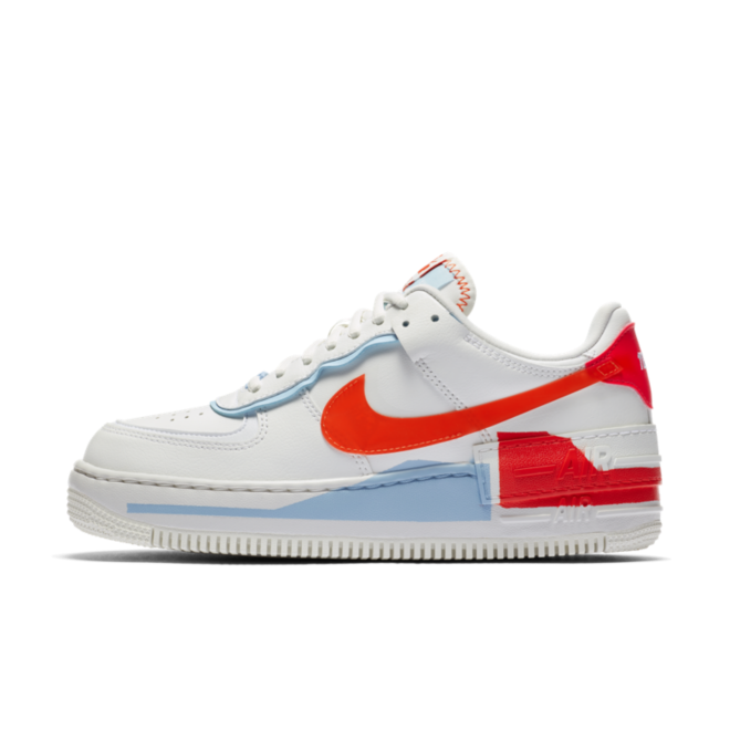 Nike Air Force 1 Shadow SE 'White' | CQ9503-100 | Sneakerjagers