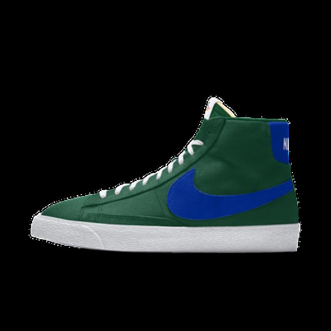 Nike Blazer Mid By You Custom