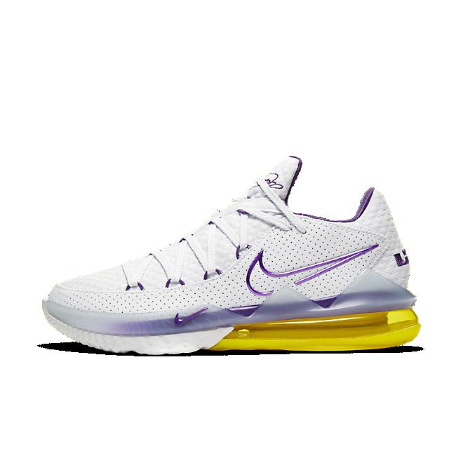 Nike LeBron 17 Low Lakers