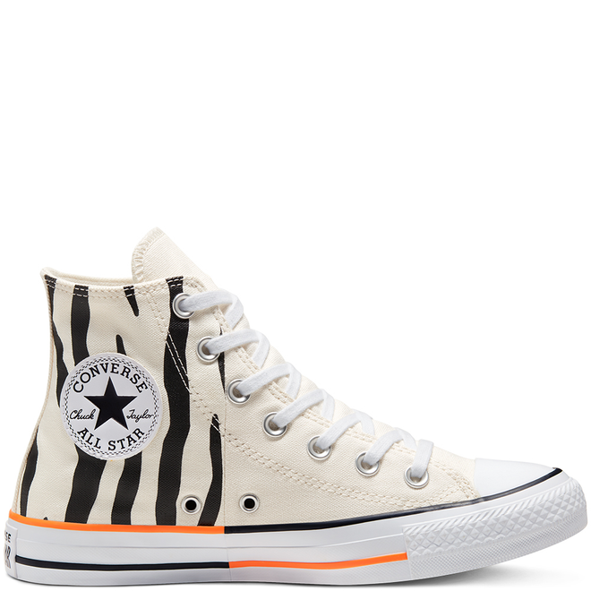 Twisted Summer Chuck Taylor All Star High Top 167661C