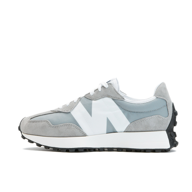New Balance MS327 'Grey' zijaanzicht