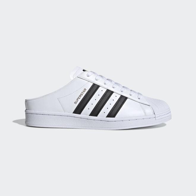 adidas Superstar Mule Cloud White Core Black