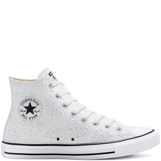 Boho Mix Chuck Taylor All Star High Top