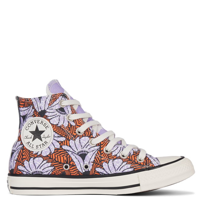 Twisted Summer Chuck Taylor All Star High Top voor dames