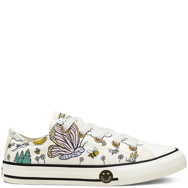 Camp Converse Chuck Taylor All Star Low Top voor kids
