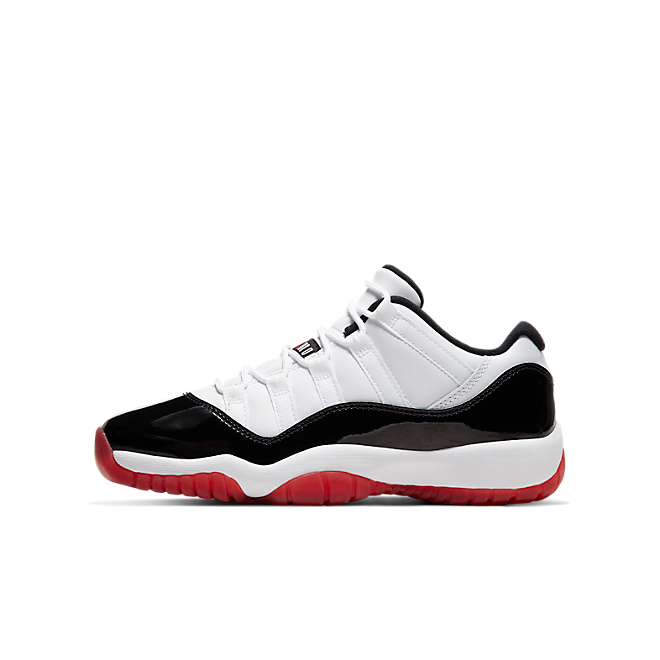 Air Jordan 11 Low GS 'Concord Bred'