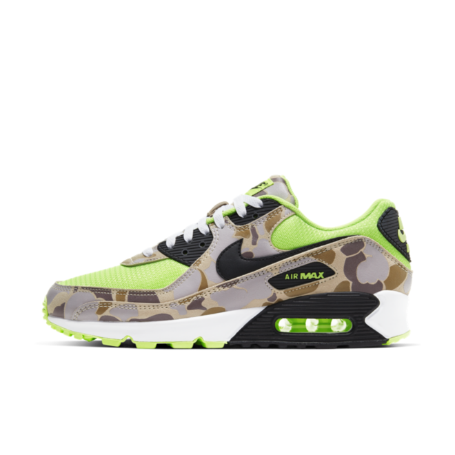 Nike Air Max 90 SP 'Ghost Green' Duck Camo CW4039-300