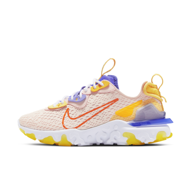 Nike WMNS React Vision 'Washed Coral'